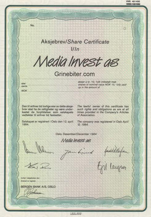Media Invest