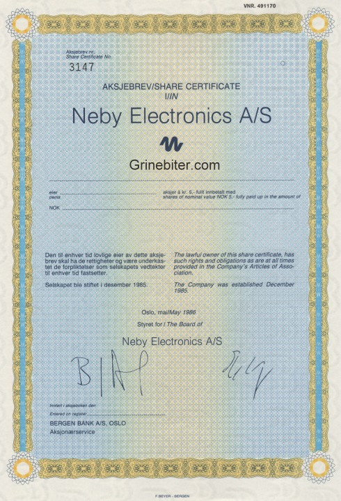 Neby Electronics