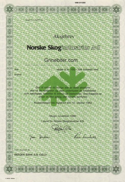Norske Skogindustrier