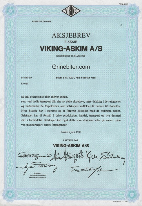 Viking-Askim