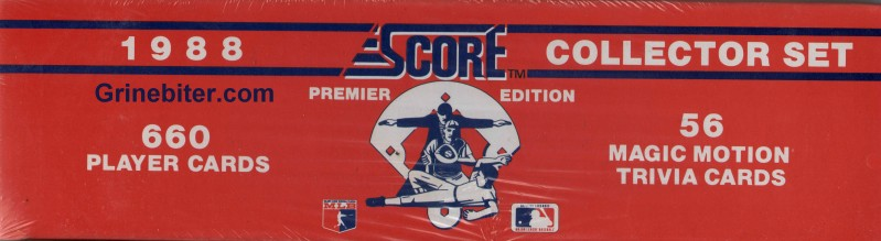 Score Collector 1988