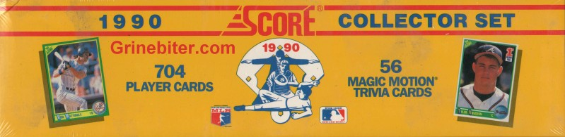 Score Collector 1990