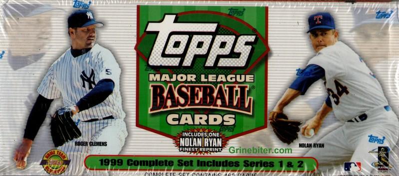 Topps Set 1999