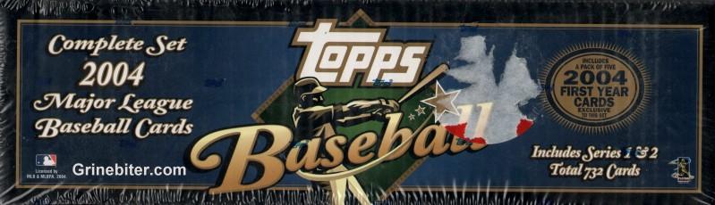 Topps Set 2004