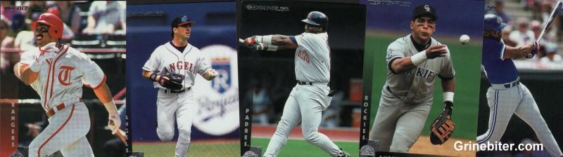 Donruss Series 1 Complete Baseball Set
