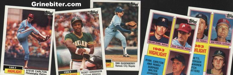 Topps Complete Complete Baseball Set