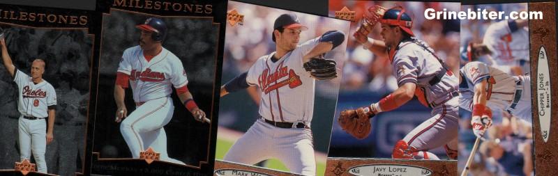 Upper Deck Complete Complete Baseball Set