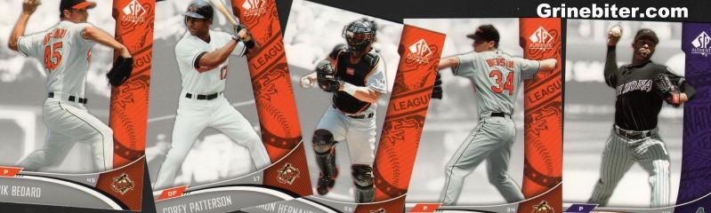 Upper Deck SP Complete Baseball Set