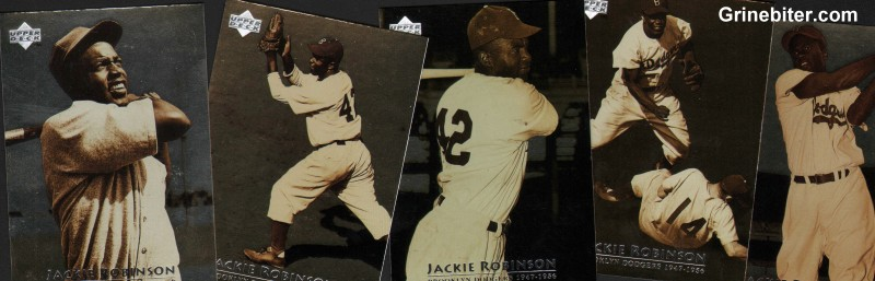 Upper Deck Series1 Complete Baseball Set