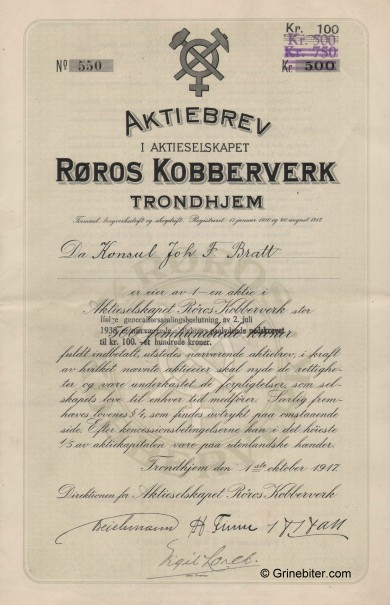 Røros Kobberverk