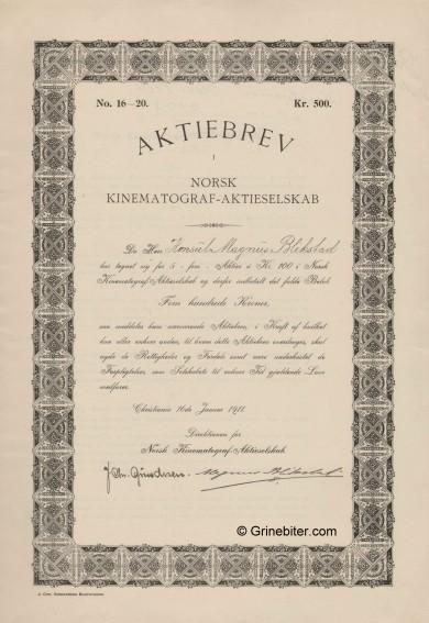 Norske Kinematograf-A/S