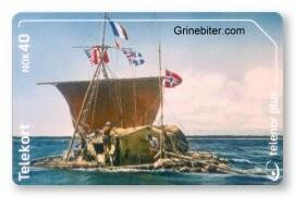 Kon-Tiki ThorHeyerDahl