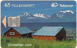 Lyngen Troms