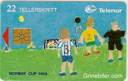 Norway Cup 1995