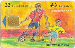 Norway Cup 1997