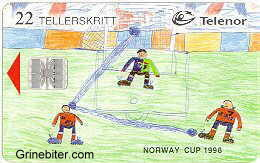 Norway Cup 1998