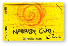 Norway Cup 2001