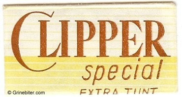 Clipper thin Razor Blade Wrapper