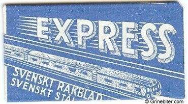 Express Razor Blade Wrapper