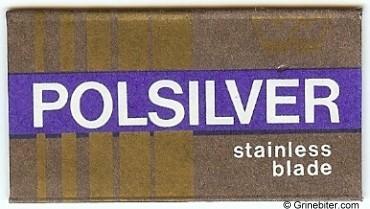 Polsilver Razor Blade Wrapper