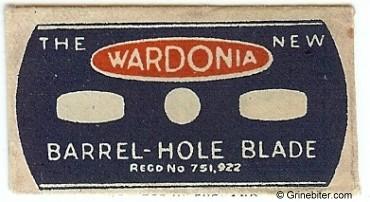 Vardonia Razor Blade Wrapper