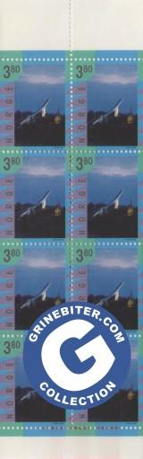 FH102 Holmenkollbakken i Oslo frimerker