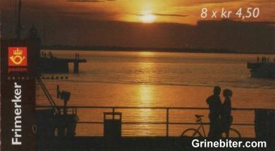 Brosundet i Ålesund FH103 frimerkehefte