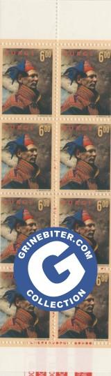 FH109 Mann i samedrakt fra Kautokeino frimerker