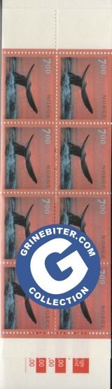 FH114 Hval frimerker