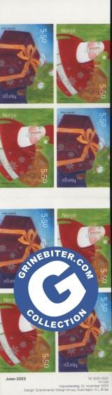 FH129 Julefrimerker 2003 frimerker