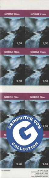 FH136 Flåm frimerker