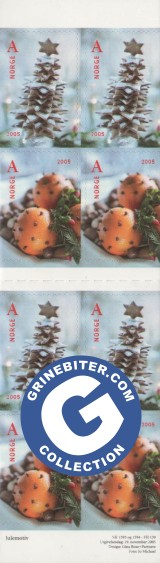FH139 Stjerner og appelsin A frimerker
