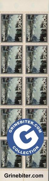 FH45 Hamnøy i Lofoten frimerker