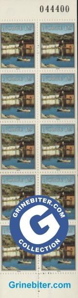 FH52 Skjernøysund ved Mandal frimerker