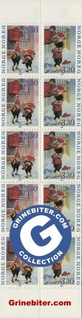 FH79 Julenissar frimerker
