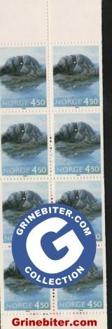 FH86 Torghatten utenfor Brønnøysund frimerker