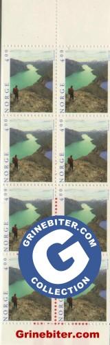FH90 Besseggen i Jotunheimen frimerker