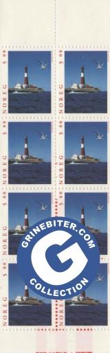 FH98 Færder fyr frimerker