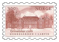 Herregården i Larvik