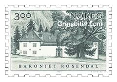 Baroniet i Rosendal