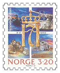 Verdens første frimerke