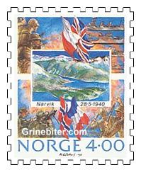 Gjenerobring av Narvik 28. mai 1940