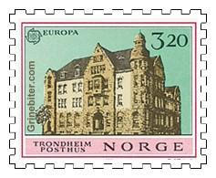 Trondheim postgård