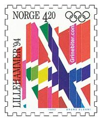 Det norske flagget