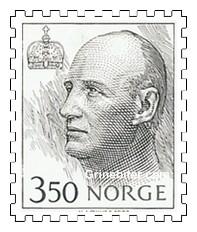 Kong Harald V