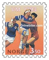 Håndballspillere Norge og Sør-Korea