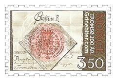 Kong Christian VIIs segl