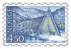 Tromsdalen kirke (Ishavskatedralen)