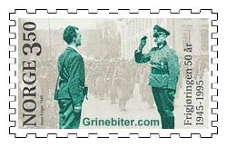 Tyskerne overgir Akershus festning