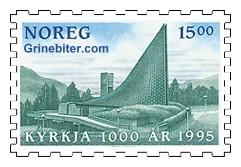 Slettebakken kyrkje i Bergen